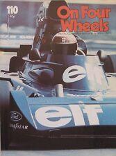 On Four Wheels Magazine Vol.8, Issue 110