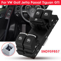 Power Window Master Switch Panel 5ND959857 For VW Golf Jetta Passat Tiguan GTI
