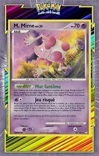 🌈M. Mime - DP02:Trésors Mystérieux - 30/123 - Carte Pokemon Neuve Française