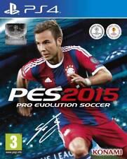 Konami PS4 Pro Evolution Soccer 2015dayone (7100660)