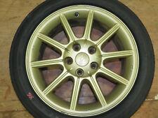 JDM Subaru WRX STi Version 9 OEM 5X114.3 Wheel 17x8+53ET Rim / 2006-2007 / EJ207