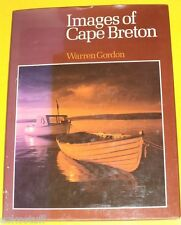 Images of Cape Breton 1977 Warren Gordons Great Picture Book Nice See!