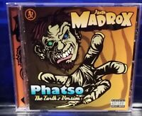Jamie Madrox - Phatso The Earth 2 Version CD twiztid insane clown posse boondox