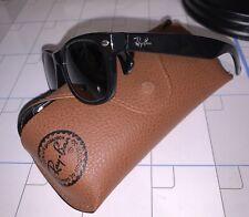 Ray Ban Wayfarer Sunglasses 100% Authentic Black Unisex