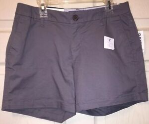 Juniors Sz 0 - Old Navy Gray Shorts - New W/ Tags
