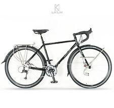 LKLM World Traveller 700c Touring Bike Frame Fork Frameset Reynolds 725  Steel