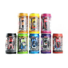 Coke Can Mini Speed RC Radio Remote Control Micro Racing Car Toy Gift HOT Q@