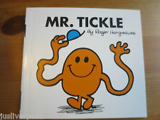 Mr Tickle (Book 1)  NEW.  BUY 3 MR MEN BOOKS GET ANOTHER FREE!