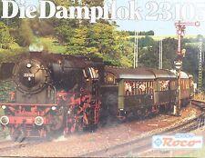 Roco HO 43248 Die Dampflok Museum 2-6-2 Steam Loco Edition BR 23105 DB