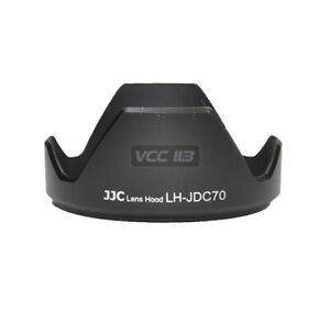 JJC LH-JDC70 Professional Lens Hood for Canon G1X Camera Replaces LH-DC70