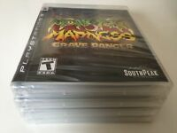 Monster Madness: Grave Danger (Sony PlayStation 3, 2008) PS3 NEW