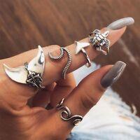 charme ringe setzen finger - ring verrutschten wellen / schildkröte