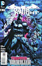 Batman The Dark Knight #8 The New 52! Signed By Artist David Finch