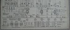 LOEWE OPTA Typ 8652 GW Planet 52 Schaltplan, Stand 01/52