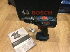 Bosch GSB18-2-Li Plus 18V Cordless Combi Drill In Carry Case NEW