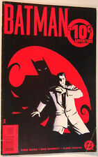 Batman The 10¢ Ten Cent Adventure, March 2002, DC Comic Comic Book