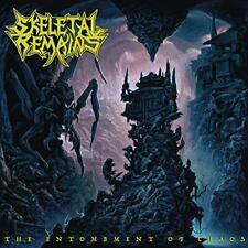 Sketetal Remains - Entombment Of Chaos