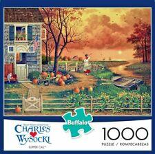 "1000 Piece Jigsaw Puzzle Charles Wysocki ""SUPPER CALL"" - New"