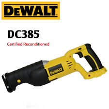 DeWALT DC385BR 18V Cordless XRP/NANO Reciprocat Saw Tool Only w/FACTORY WARRANTY