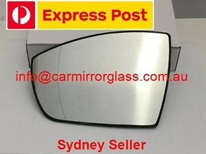LEFT PASSENGER SIDE FORD ECOSPORT 2014 onward MIRROR GLASS WITH BASE