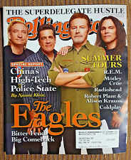 The Eagles Rolling Stone Music Magazine #1053 May 29, 2008