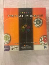 New Trivial Pursuit Bet You Know It Sealed Orange Box