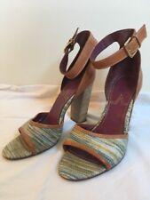Missoni High Heels Sandals EU 41 100% Authentic Very good condition