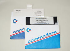 Commodore 1571 drive test/demo disk with C128 DOS shell