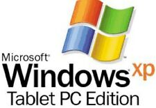 Windows XP Tablet PC 2005 Install | Boot | Recovery | Restore CD Disc Disk OEM
