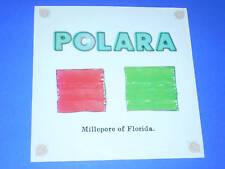 "Polara ""Milleporo Of Florida""  7"" Single NM Cond"