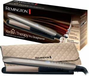 Remington S8590 Keratin Therapy Hair Straightener Pro Ceramic. NEW OTHER!