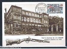 1960//FDC CP 1°JOUR**MUSEE D'ART ET D'INDUSTRIE .OBL.ST.ETIENNE**TIMBRE Y/T.1243