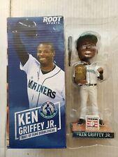Ken Griffey Jr. 2016 National Baseball Hall of Fame Bobblehead Seattle HOF