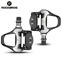 ROCKBROS SPD-SL Cycling Road Bike Bicycle Self-locking Pedals Ultralight Pedals