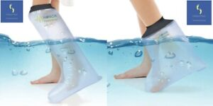FOOT ANKLE Waterproof Protector Cover Bag REUSABLE Plaster Cast Durable Seal
