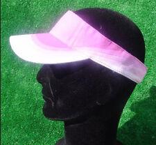 2 x Ladies Fashion Designer Summer Visors - By daiber Bargain Only £3.98