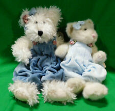 Stuffed/Plush: Boyds Bears: J.B Bean & Associates: Dog & Cat
