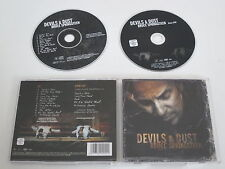 BRUCE SPRINGSTEEN/DEVILS & DUST(COLUMBIA COL 520000 2) 2XCD ALBUM