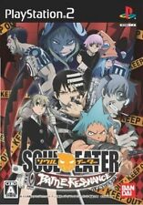 Used PS2 BANDAI Soul Eater SONY PLAYSTATION JAPAN IMPORT