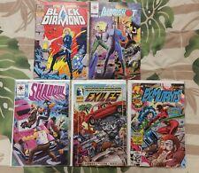 Comic Books, Mixed Lot of 5