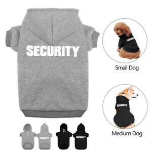 Soft Dog Sweatshirt Hoodie Warm Dog Sweater Puppy Jumper Jacket for Small Dogs