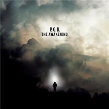 P.O.D. THE AWAKENING CD NEW SEALED RELEASE ON 21/08/2015