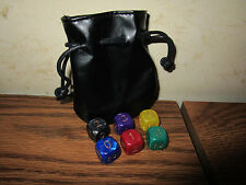 Matagot Cyclades: 6 Battle Colored Dice Promo