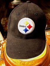 STEELERS NFL PRO LINE  PITTSBURGH FAN CAP NATIONAL FOOTBALL AUTHENTIC REEBOK