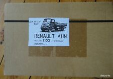 AIR PRESS MODELS 1/35 RENAULT AHN 1102