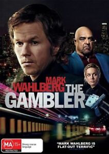 The Gambler (DVD, 2015)Australian Stock