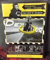 Detour Deviazione per l'inferno (1945) DVD Nuovo Edgar G. Ulmer Savage Drake