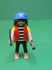 PLAYMOBIL Personnage figurine moussaillon pirate + accessoires (4164)