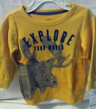 Carter's Baby Clothes: Boy - T. Shirt - 18 months - NWT