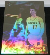 "NICE 1991 Upper Deck ""Detlef Schrempf Sixth Man"" Hologram Basketball Card #AW5"